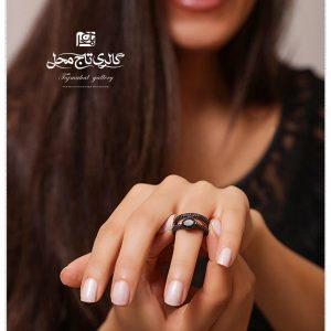 انگشتر نقره